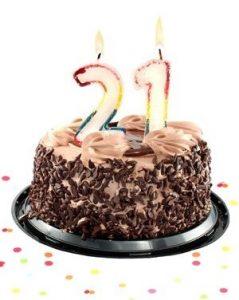 21st-anniversary cake/Flow-Dynamix.com