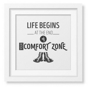 life begins at the end of your comfort zone/quote/Flow-Dynamix.com